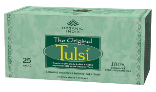 Tulsi Original Tea BIO 25 sáčků | Organic India