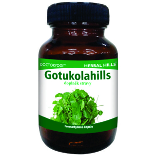 Gotukolahills 60 Vkaps | Herbal Hills